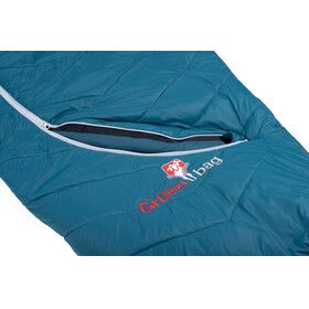 Grüezi-Bag Synpod Island 185 Sleeping Bag Men Pine Green
